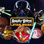 Angry Birds Star Wars, affiche officielle du jeu